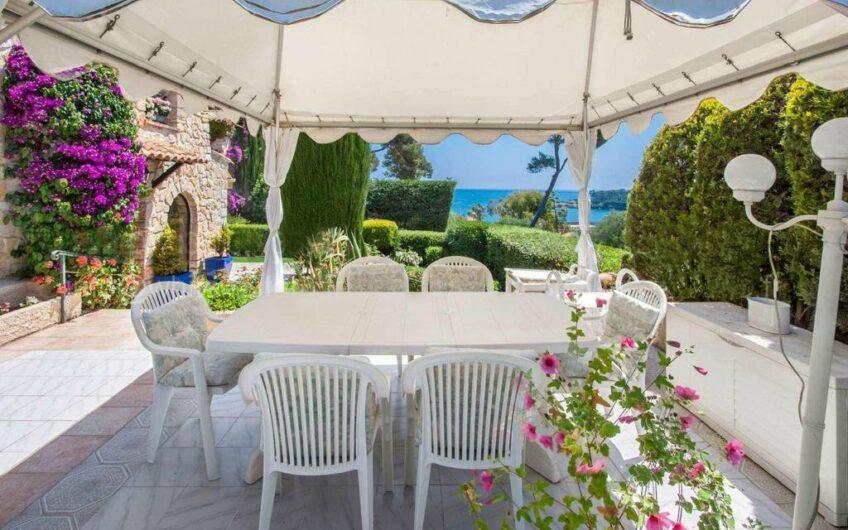 Belle villa avec vue mer – Cap d'Antibes