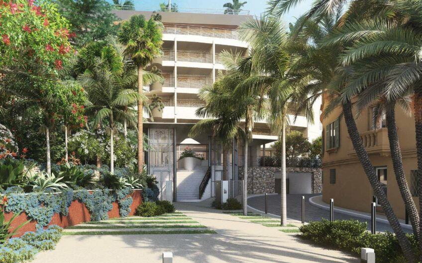 New development of top floor apartment – Cannes
