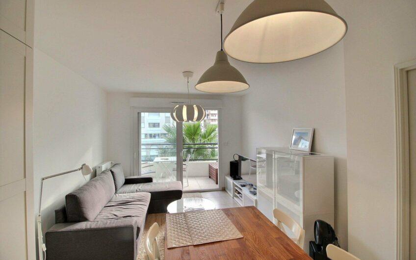 Appartement proche centre – Juan les Pins