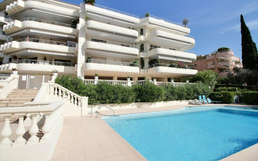 Beautiful apartment with sea view – Cannes Le Cannet