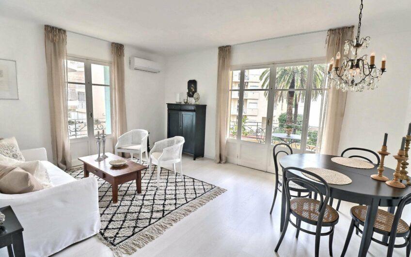 Appartement 2P au cœur de Palm Beach – Cannes Palm Beach