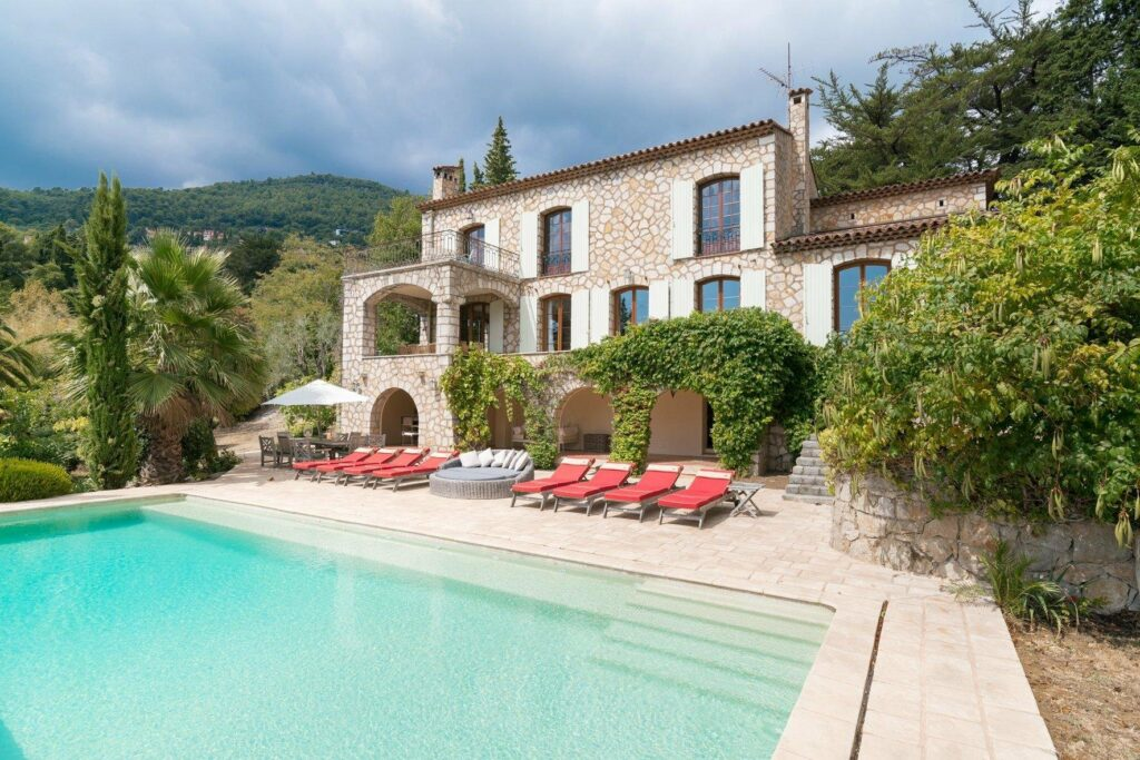 luxury villa property for sale in south of france