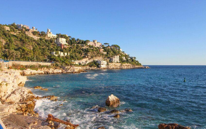 Fantastisk 3 roms leilighet ved middelhavet – Nice Cap de Nice