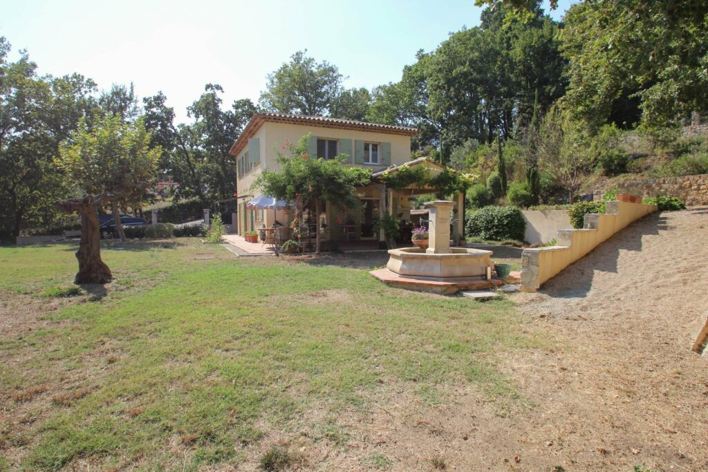 provencal style holiday home sale with private pool and large garden