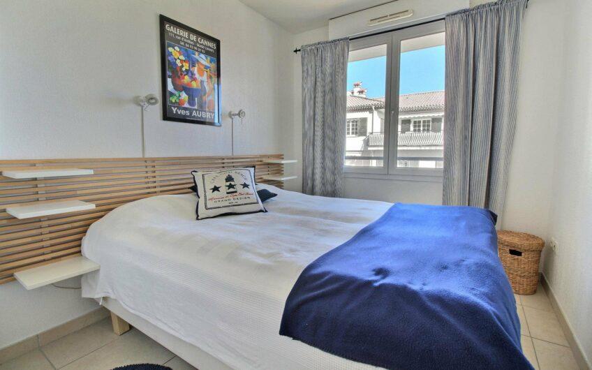 3 pièces avec terrasse et vue dégagée – Cannes Petit Juas