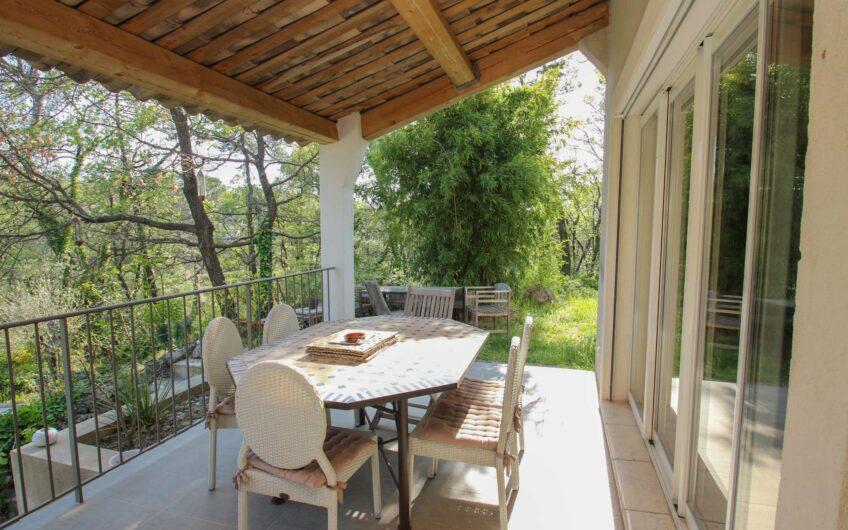 Moderne villa –  St Paul-en-forêt