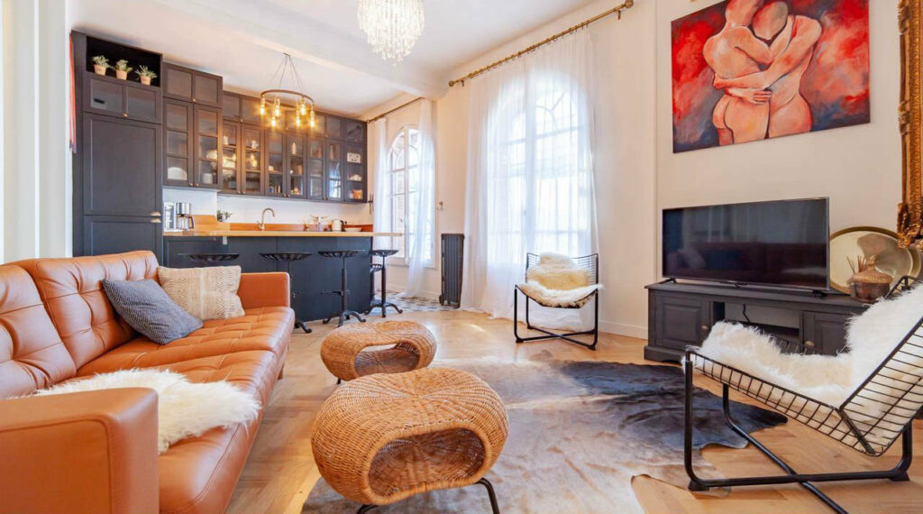 modern apartment for sale in nice