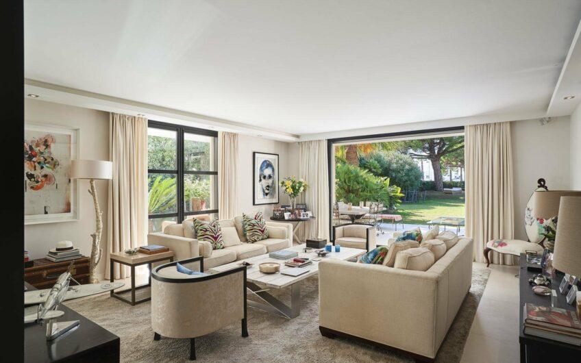 Villa avec grand jardin – Cannes Croisette