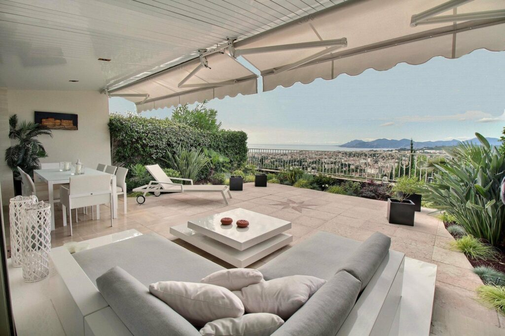 apartment for sale in cannes with amazing view