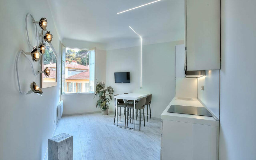 Renovated 1-bedroom apartment – Nice Le Port