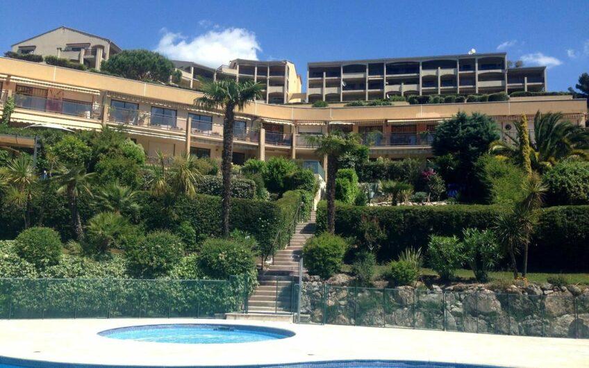 3 pièces avec terrasse et vue mer – Mougins