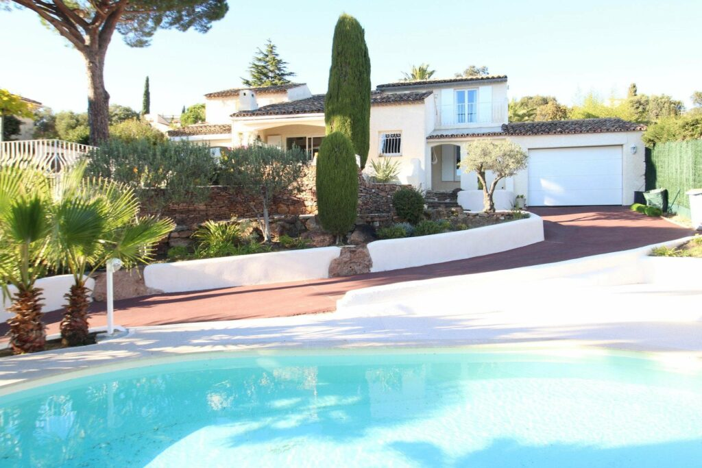 holiday home villa in south of france