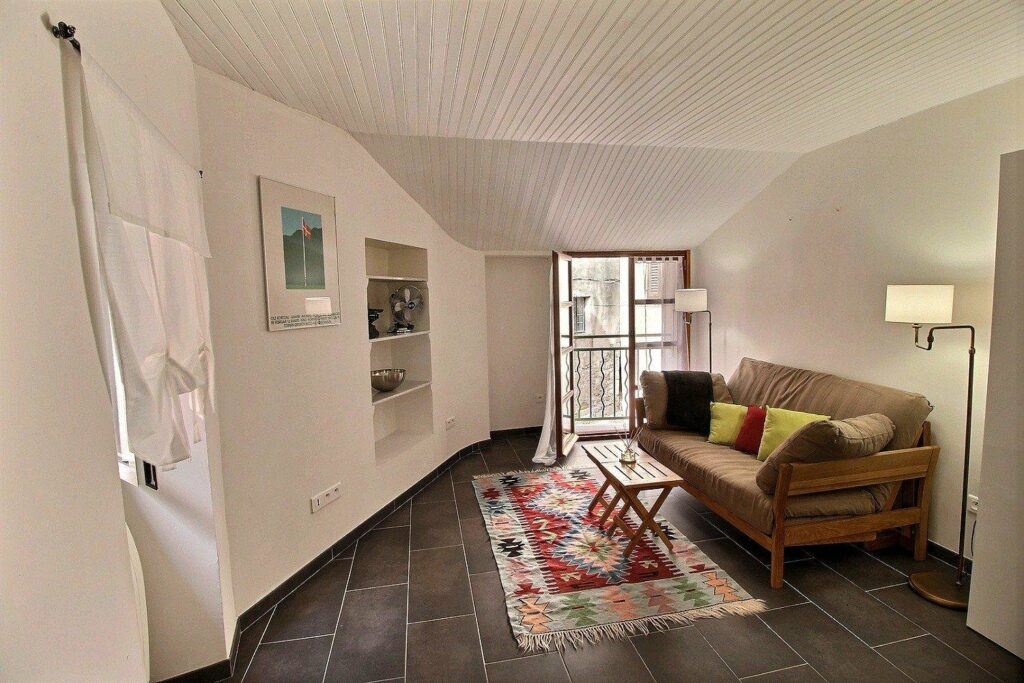studio apartment for sale in the south of france