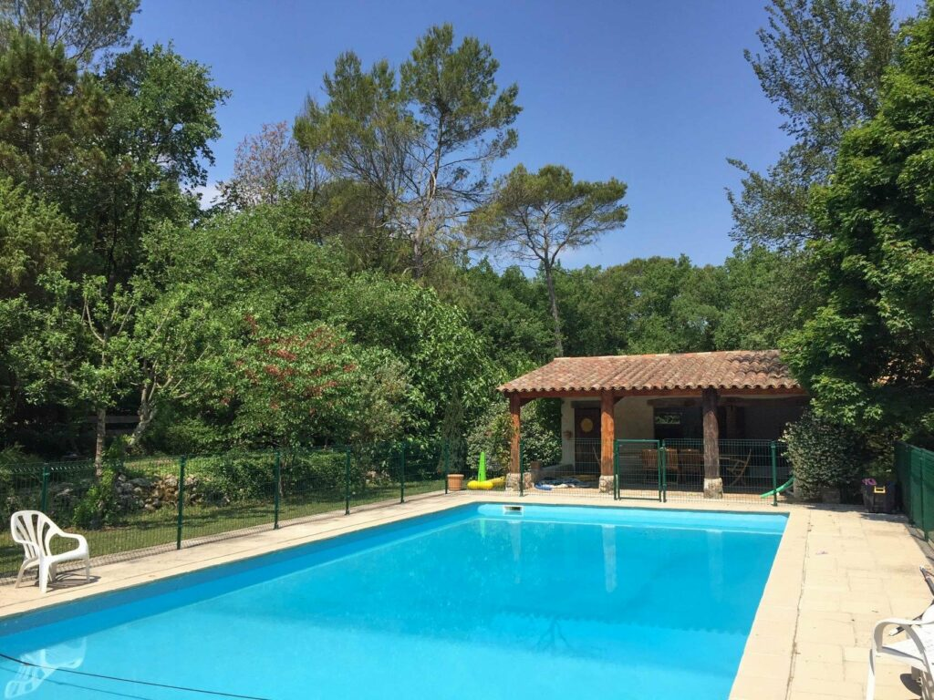 property for sale in callian south france with pool