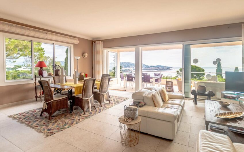 Villa med utsikt – Sainte-Maxime