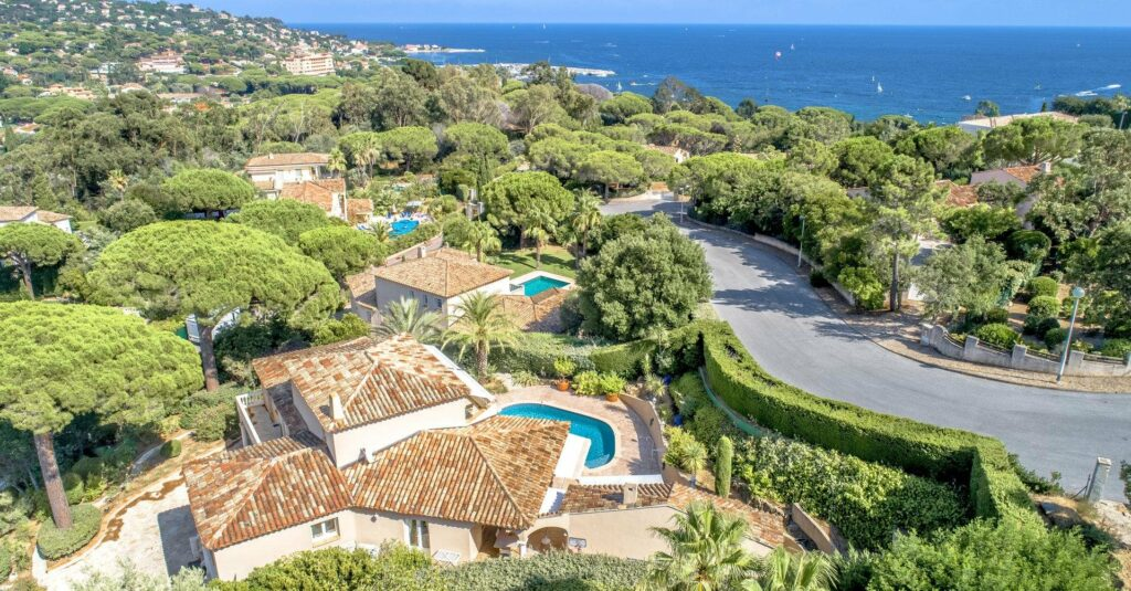 luxury holiday villa for sale in south france
