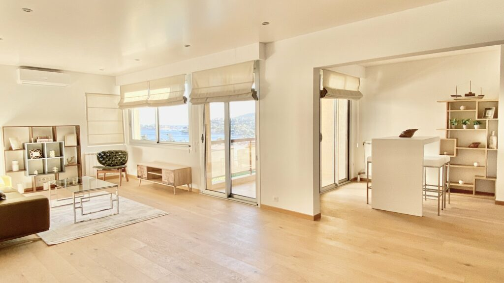 Apartment for sale in south of france menton