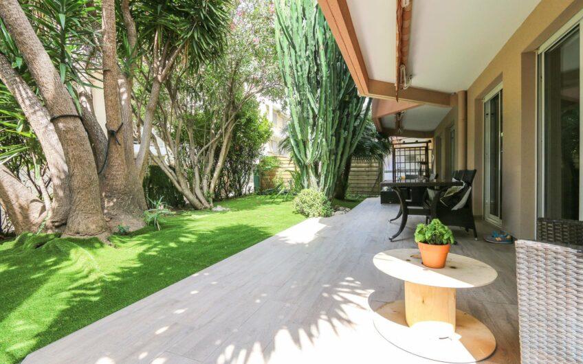2P avec jardin privé – Roquebrune-Cap-Martin