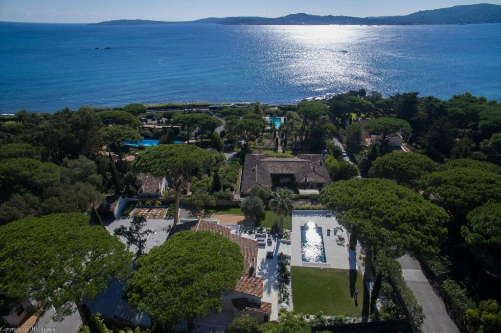 holiday villa in south france