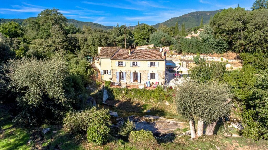 large holiday villa for sale in south of france