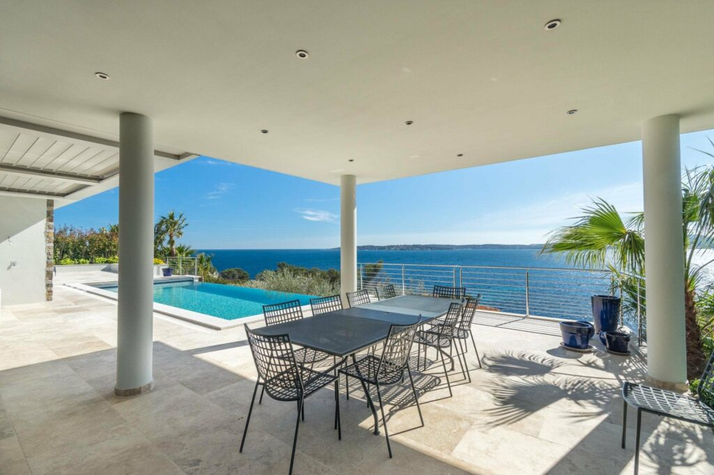 modern luxury villa in south france for sale