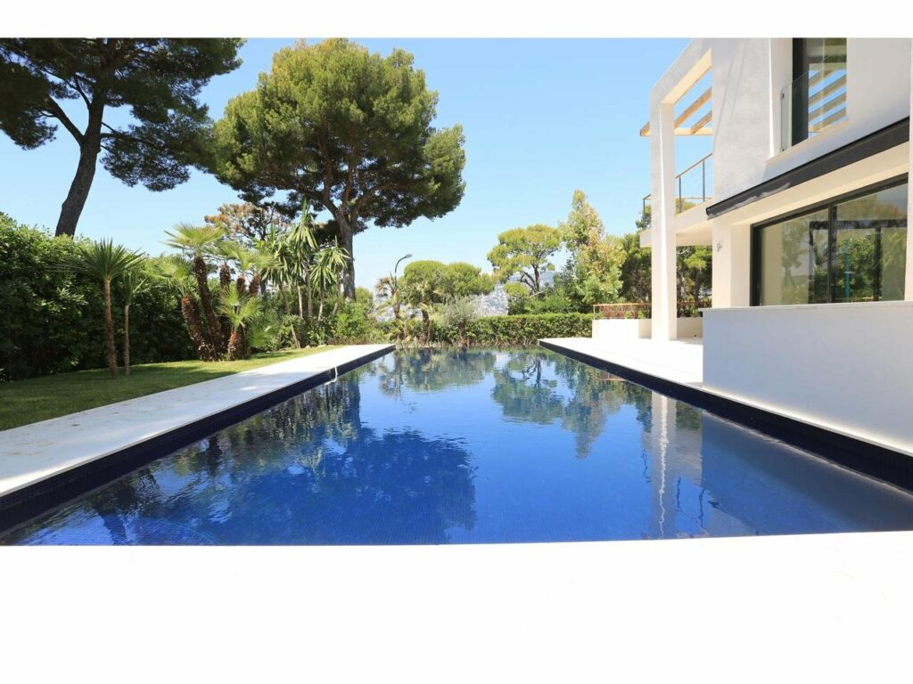 luxury villa for sale in south of france