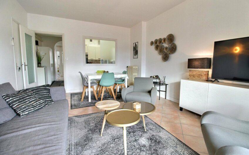 Magnifique 3P avec balcon sud – Cannes Saint Nicolas