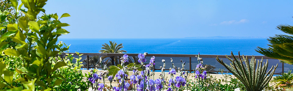acheter appartement penthouse terrasse vue mer balcon côte d'azur