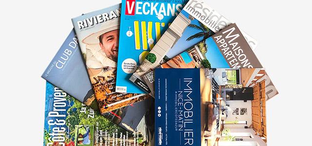 marketing vente propriété maison villa appartement côte d'azur