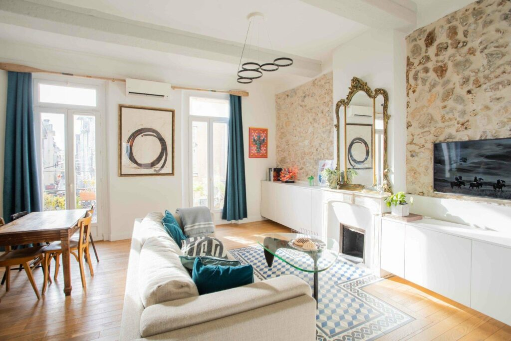 modern apartment for sale in antibes
