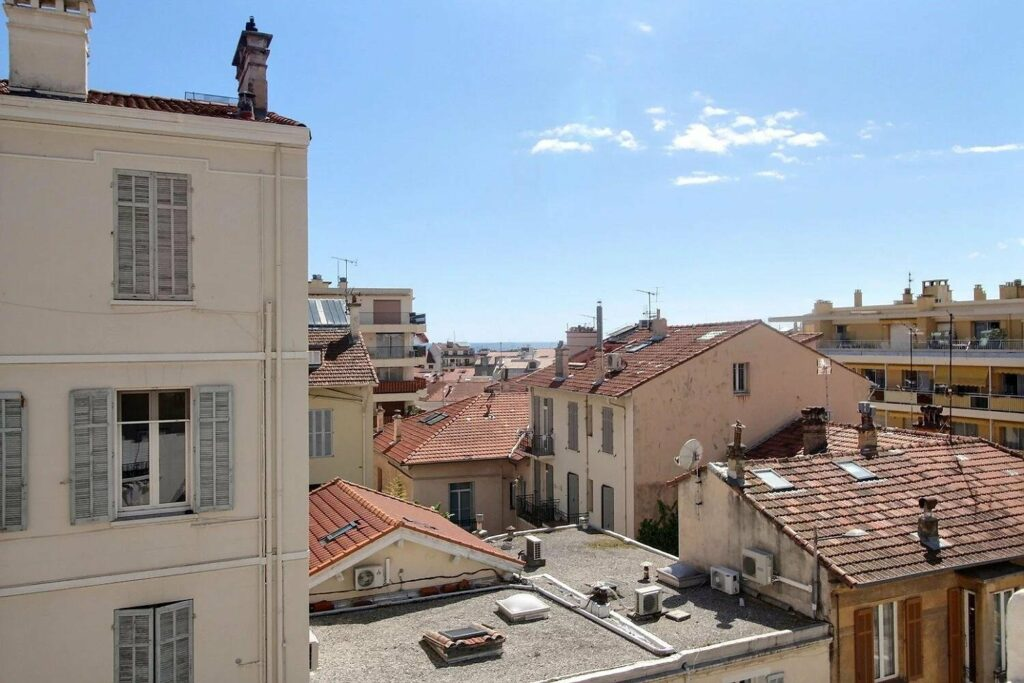 apartment for sale in cannes open concept charming and renovated