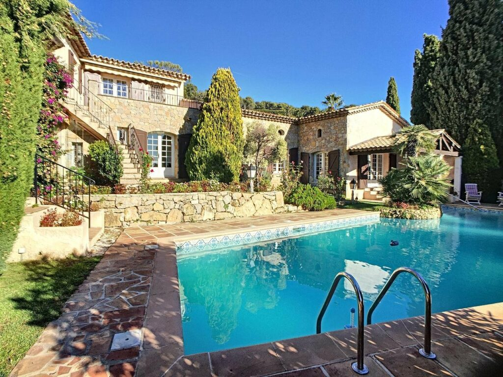 property for sale in south france with pool