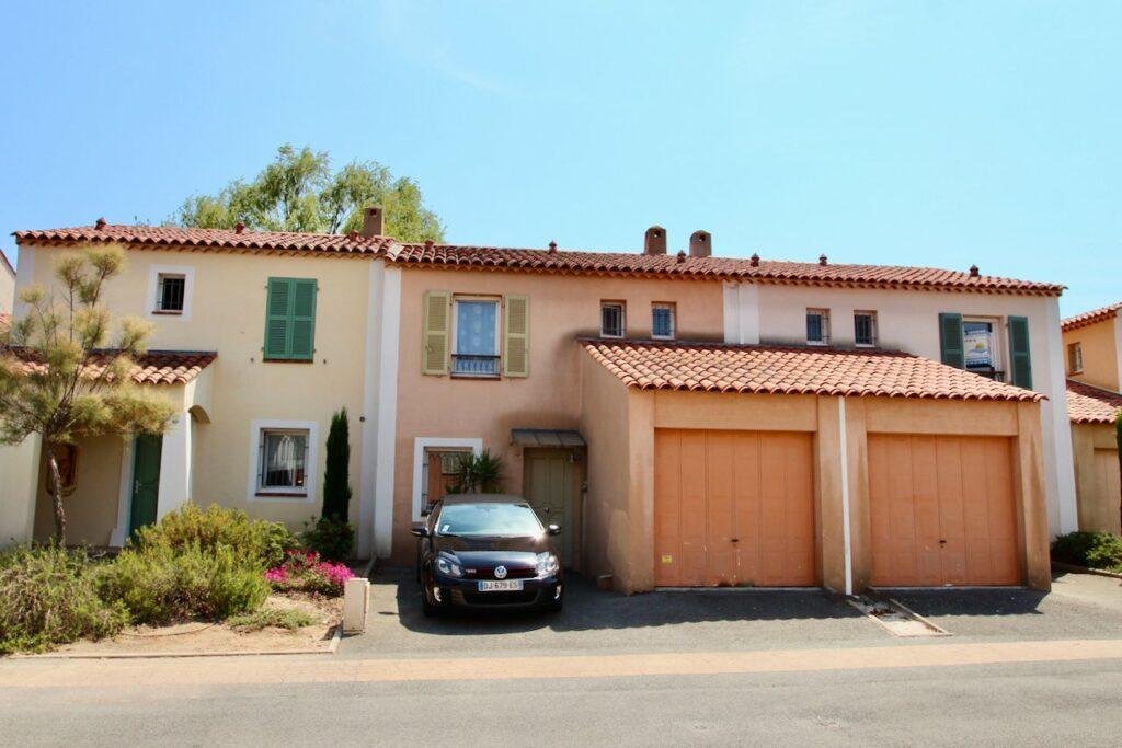 Modern 3 bedroom villa with garage in Roquebrune-sur-Argens