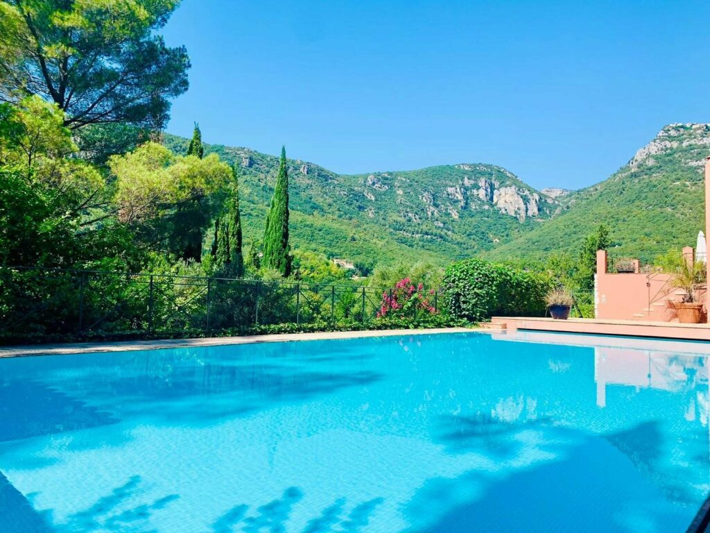 Charming 9-room villa with swimming pool Tourettes-sur-Loup