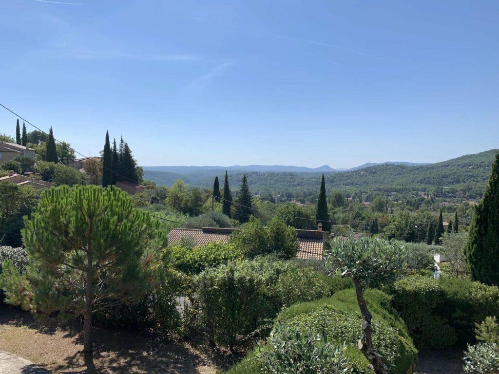 Renovated villa with view - Seillans
