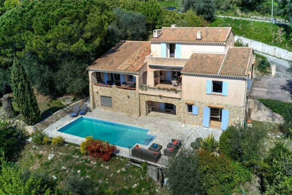 Beautiful provencal style villa - Grasse