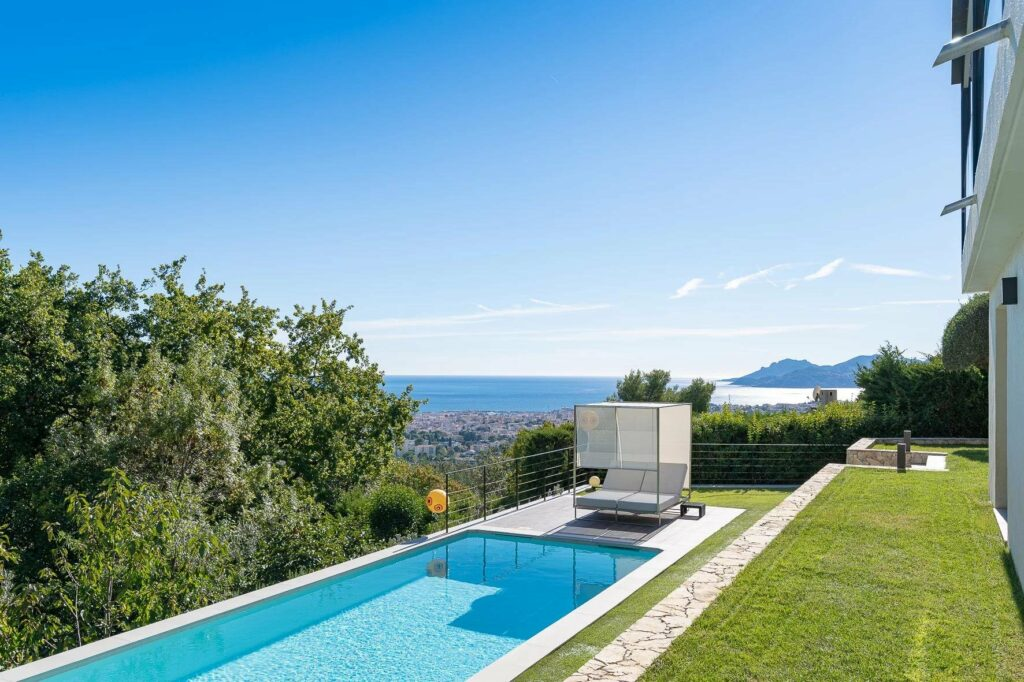 south of france villas with private pool