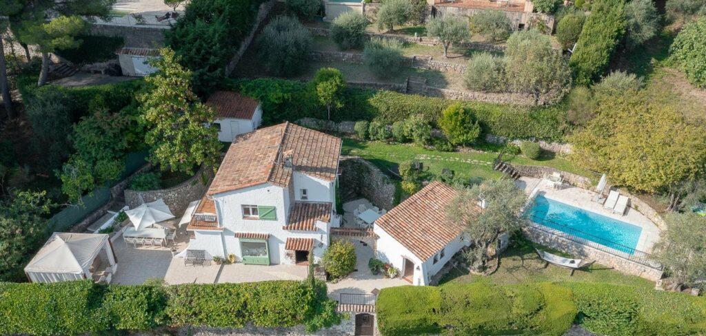 Beautiful villa in the hills Mougins