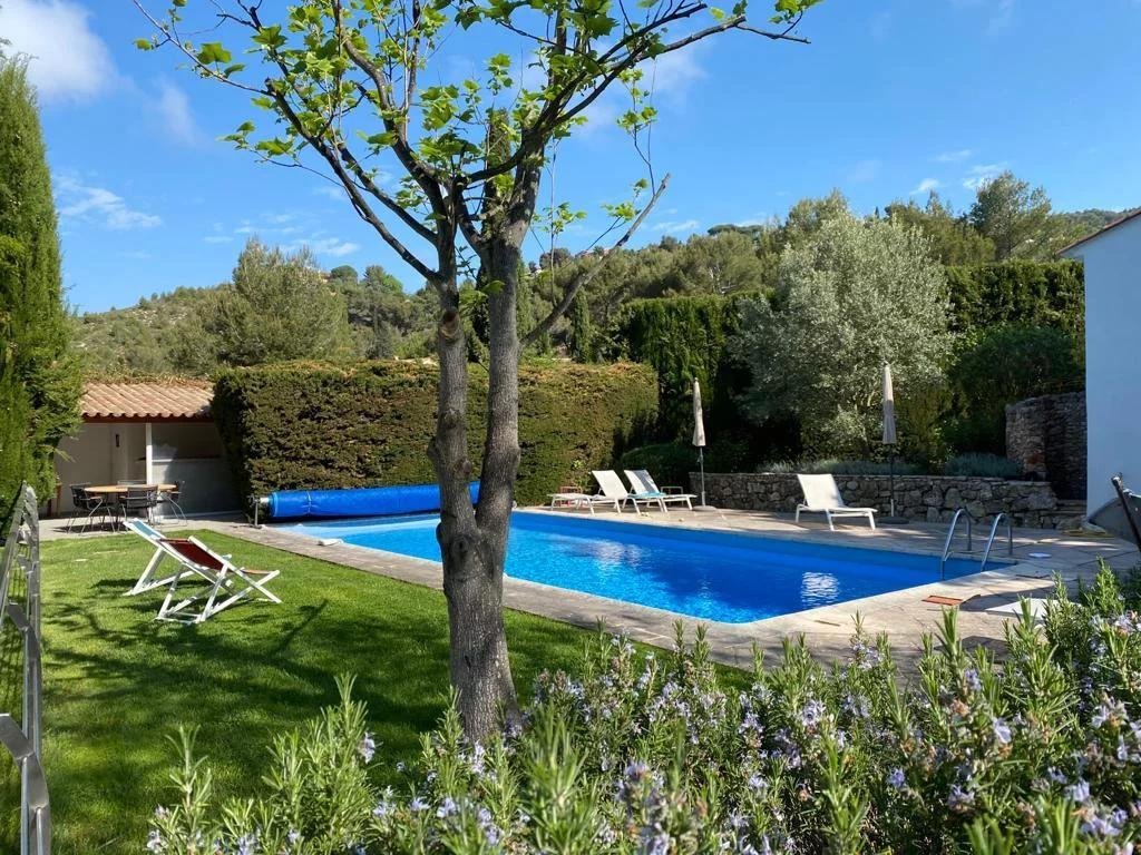 south of france villa with private pool