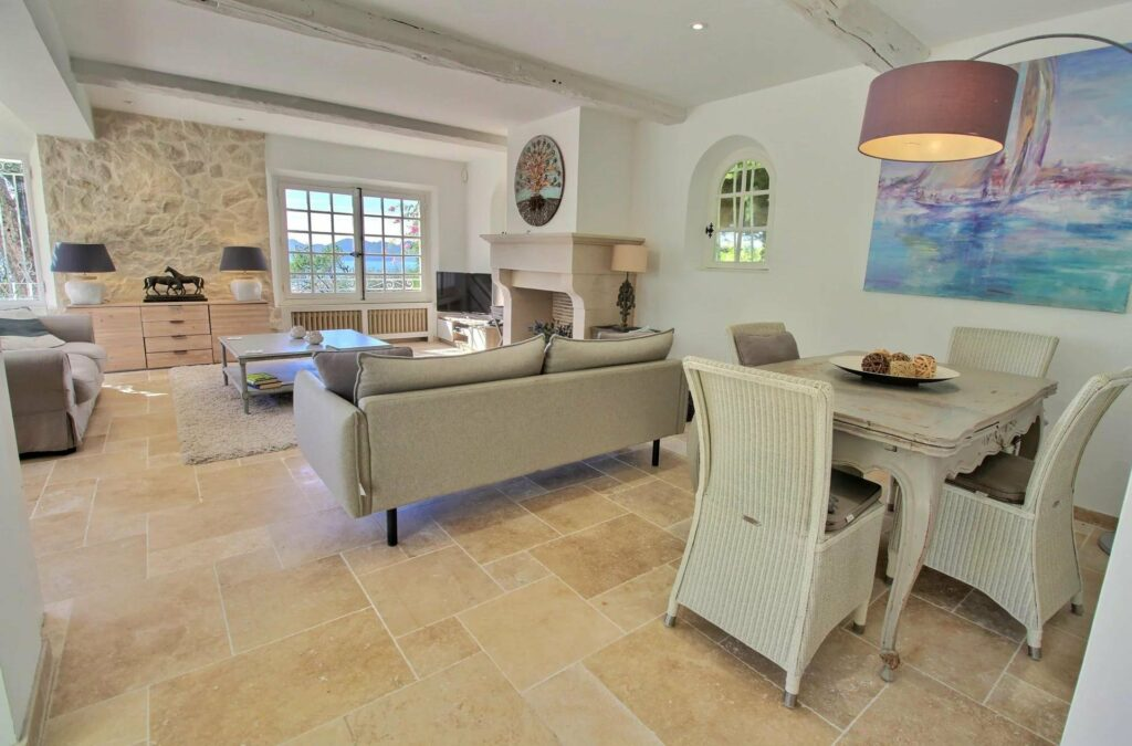 villa in south france for sale with private pool